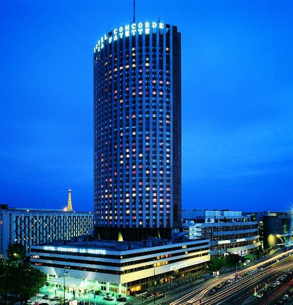 Paris h tel hyatt regency paris toile 137 m 38 for Hotel porte maillot